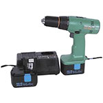 Hitachi Cordless Drill Parts Hitachi DS14DV Parts