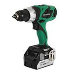 Hitachi Cordless Drill Parts Hitachi DS18DBL Parts