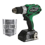Hitachi Cordless Drill Parts Hitachi DS18DSAL Parts