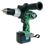 Hitachi Cordless Drill Parts Hitachi DV14DMR Parts
