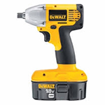 DeWalt Cordless Impact Wrench Parts Dewalt DW057K-2-Type-1 Parts