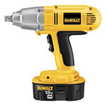 DeWalt Cordless Impact Wrench Parts Dewalt DW059B-Type-2 Parts