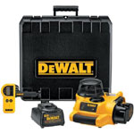 DeWalt Laser and Level Parts Dewalt DW076KE Parts