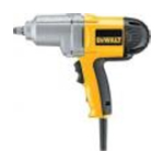 DeWalt Electric Impact Wrench Parts Dewalt DW290-B2-Type-1 Parts