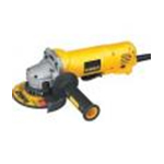 DeWalt Electric Grinder Parts Dewalt DW887-B2-Type-4 Parts
