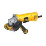 DeWalt Electric Grinder Parts Dewalt DW887-B3-Type-4 Parts