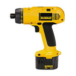 DeWalt Cordless Screwdriver Parts DeWalt DW970-Type-1 Parts