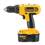 DeWalt Cordless Hammer Drill Parts Dewalt DW996K2B2-Type-1 Parts
