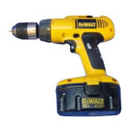 DeWalt Cordless Hammer Drill Parts Dewalt DW997K-B2-Type-1 Parts