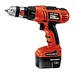 Black and Decker Cordless Drill & Driver Parts Black and Decker FSD122K-2-Type-1 Parts
