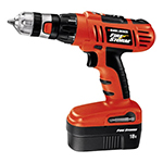 Black and Decker Cordless Drill & Driver Parts Black and Decker FSD182K-2-Type-4 Parts