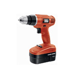 Black and Decker Cordless Drill & Driver Parts Black and Decker GC1801-Type-1 Parts