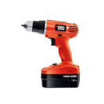 Black and Decker Cordless Drill & Driver Parts Black and Decker GC180WD-Type-2 Parts