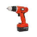 Black and Decker Cordless Drill & Driver Parts Black and Decker GCO1200C-Type-2 Parts
