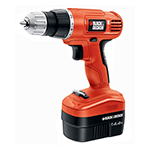 Black and Decker Cordless Drill & Driver Parts Black and Decker GCO1440-Type-2 Parts