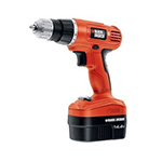 Black and Decker Cordless Drill & Driver Parts Black and Decker GCO1440SB-2-Type-1 Parts