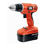 Black and Decker Cordless Drill & Driver Parts Black and Decker GCO1800-Type-1 Parts