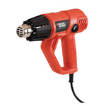 Black and Decker Heat Guns Parts Black and Decker HG2000K-BR-Type-1 Parts
