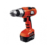 Black and Decker Cordless Drill & Driver Parts Black and Decker HP120K-AR-Type-1 Parts