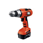 Black and Decker Cordless Drill & Driver Parts Black and Decker HP120K-BR-Type-1 Parts