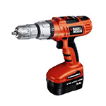 Black and Decker Cordless Drill & Driver Parts Black and Decker HP144K-B2-Type-1 Parts