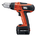 Black and Decker Cordless Drill & Driver Parts Black and Decker HPD12K-2-Type-1 Parts