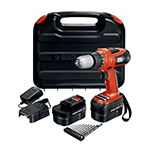 Black and Decker Cordless Drill & Driver Parts Black and Decker HPD14AK-2-Type-1 Parts