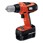 Black and Decker Cordless Drill & Driver Parts Black and Decker HPD14K-2-Type-1 Parts
