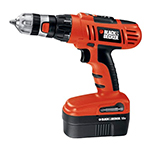 Black and Decker Cordless Drill & Driver Parts Black and Decker HPD1802KF-Type-1 Parts