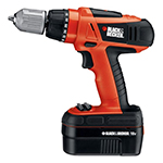 Black and Decker Cordless Drill & Driver Parts Black and Decker HPD18K-2-Type-2 Parts