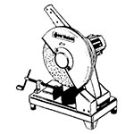 Hitachi Electric Saw Parts Hitachi HU12 Parts