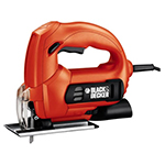Black and Decker Electric Saws Parts Black and Decker JS500K-Type-1 Parts