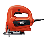 Black and Decker Electric Saws Parts Black and Decker JS515-Type-1 Parts
