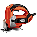 Black and Decker Electric Saws Parts Black and Decker JS600B-Type-1 Parts