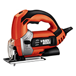 Black and Decker Electric Saws Parts Black and Decker JS600K-Type-1 Parts