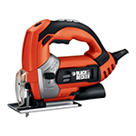 Black and Decker Electric Saws Parts Black and Decker JS610GK-Type-1 Parts