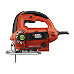 Black and Decker Electric Saws Parts Black and Decker JS660-Type-1 Parts