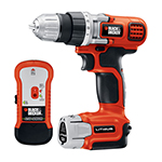 Black and Decker Cordless Drill & Driver Parts Black and Decker LDX112SFSB-Type-1 Parts