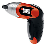 Black and Decker Electric Screwdriver Parts Black and Decker LI3000-Type-1 Parts