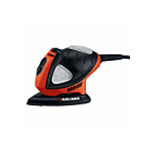 Black and Decker Electric Sanders/Polishers Parts Black and Decker MS550GB-Type-1 Parts
