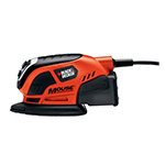 Black and Decker Electric Sanders/Polishers Parts Black and Decker MS800B-Type-1 Parts