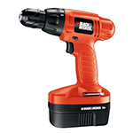 Black and Decker Cordless Drill & Driver Parts Black and Decker PS1800K-Type-2 Parts