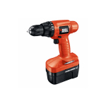 Black and Decker Cordless Drill & Driver Parts Black and Decker PS2400-Type-2 Parts