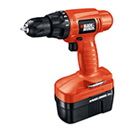 Black and Decker Cordless Drill & Driver Parts Black and Decker PS2400K-Type-2 Parts