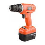 Black and Decker Cordless Drill & Driver Parts Black and Decker PS310P-Type-1 Parts