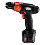 Black and Decker Cordless Drill & Driver Parts Black and Decker PS7240K-Type-1 Parts