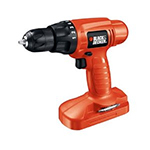 Black and Decker Cordless Drill & Driver Parts Black and Decker PSO1800-Type-3 Parts