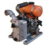 Tanaka Pump Parts Tanaka QCP-121 Parts