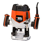 Black and Decker Routers Parts Black and Decker RP250K-B2-Type-1 Parts