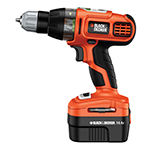 Black and Decker Cordless Drill & Driver Parts Black and Decker SS14-Type-1 Parts